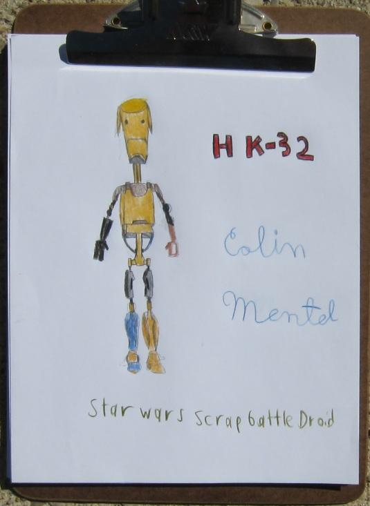 Colin droid
