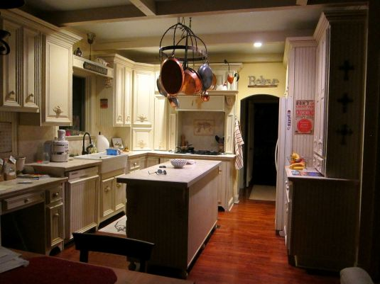 Carl Rd kitchen