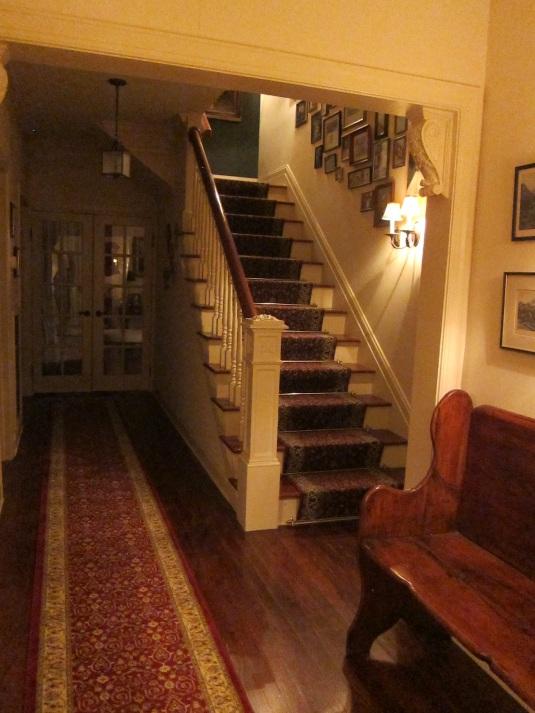 Carl Rd staircase