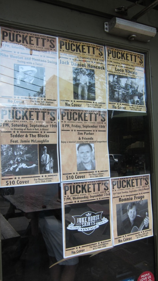 Puckett's posters resized